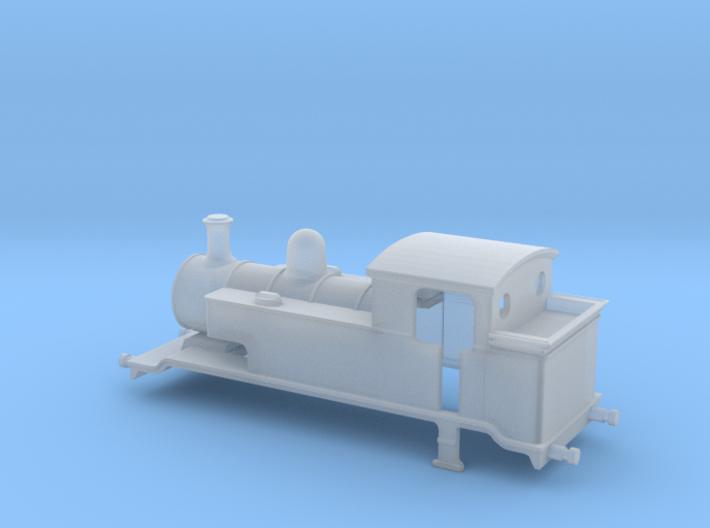 LBCSR E2 ( Approx ) - Z - 1:220 3d printed