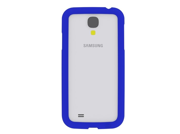DD - Samsung Galaxy S4 - Text 3d printed