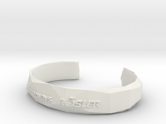 Bracelet Basic small 3d printed