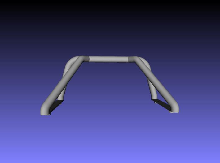 1/6 GI Joe Adventure Team Vehicle Roll Bar 3d printed