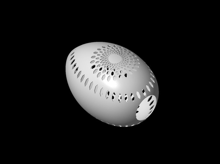 Lampshade (Easter Egg 600-3) 3d printed