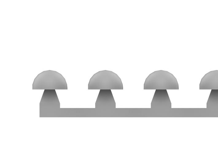 Studs - Rivets (20pc) 3d printed