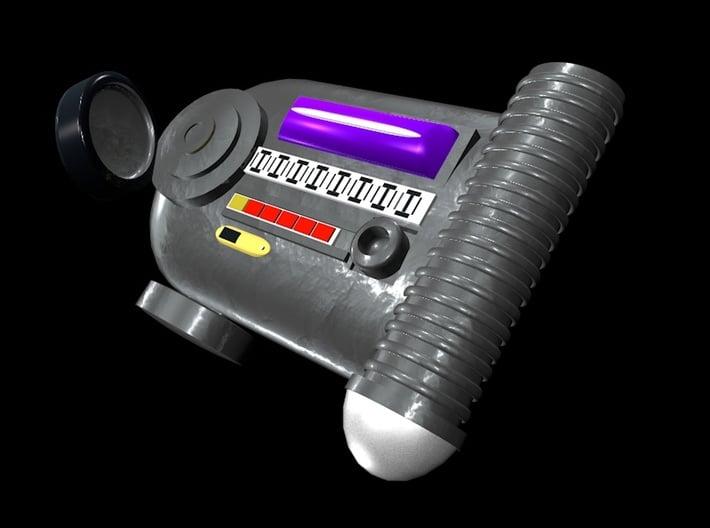 Gwildorkeytracker 3d printed Concept.