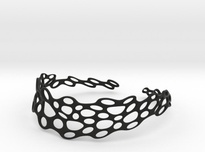 Choker Seaweed 3d printed