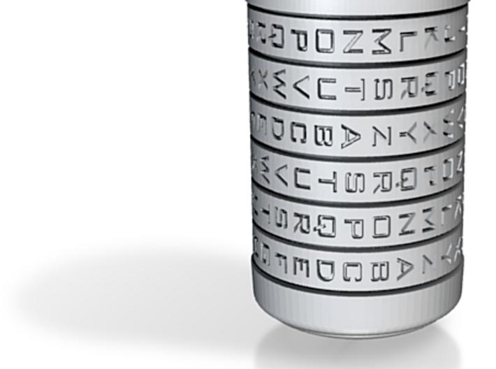 Cryptex 3d printed