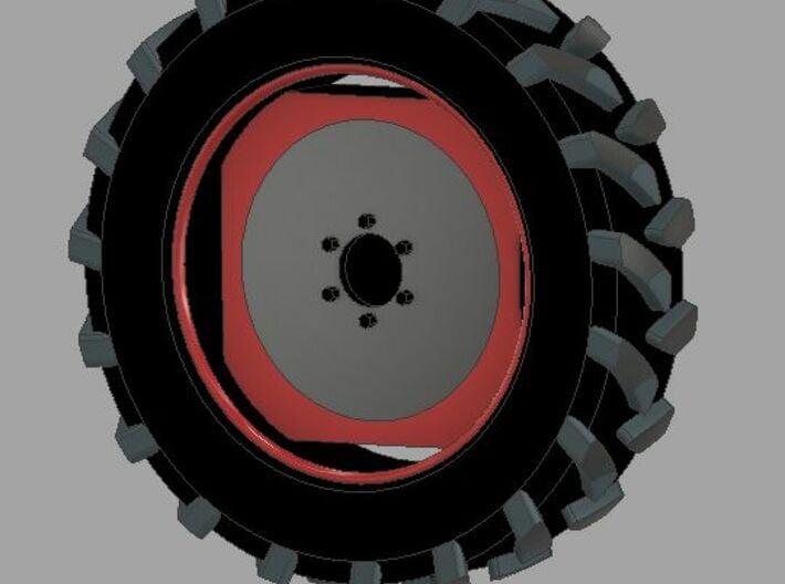Traktor Reifen 3d printed 10-28 AS