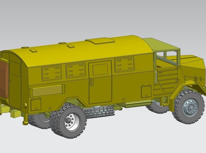 MAN 630 L2A,Koffer 1:120 Spur TT 3d printed