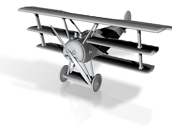 Fokker Dr1 Red Barron 3d printed