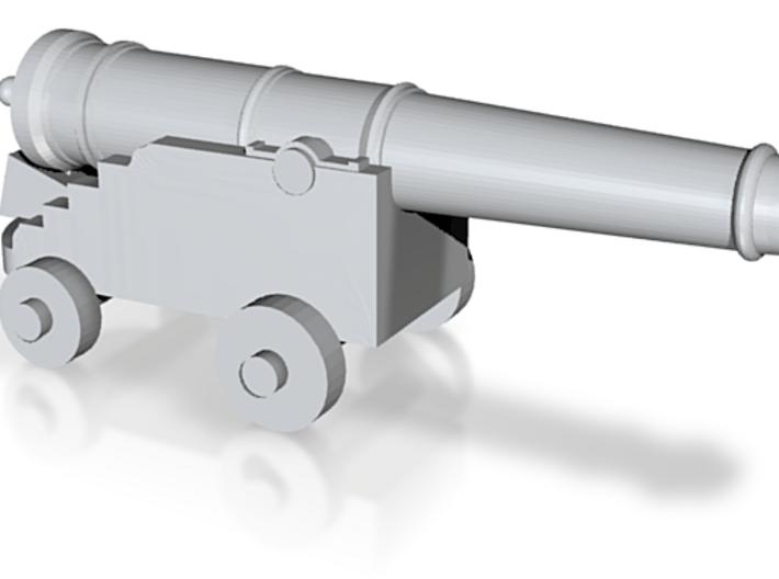 Cannon Leocadia 3d printed