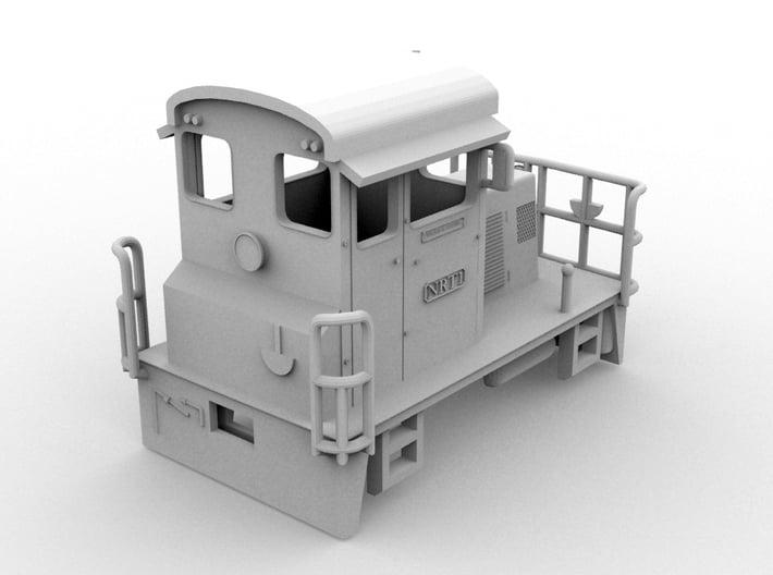 PBR NRT1(O/1:48 Scale) 3d printed