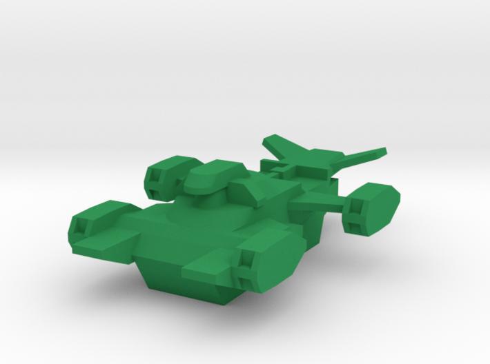Komodo 3d printed