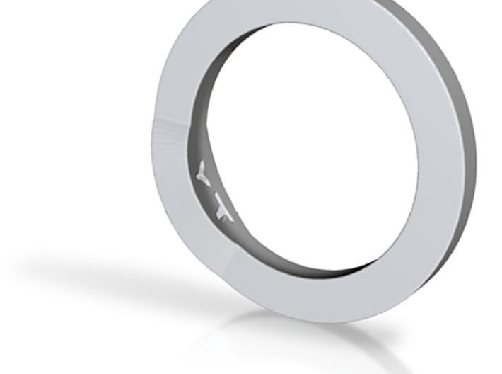 Ty Carey Ring Design 3d printed