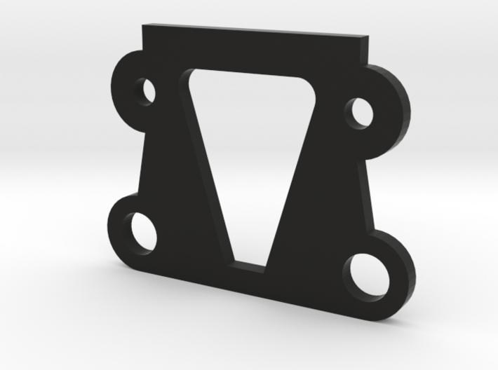 TLR 22 Front Kickup Shim (25*) (ALL 22) 3d printed