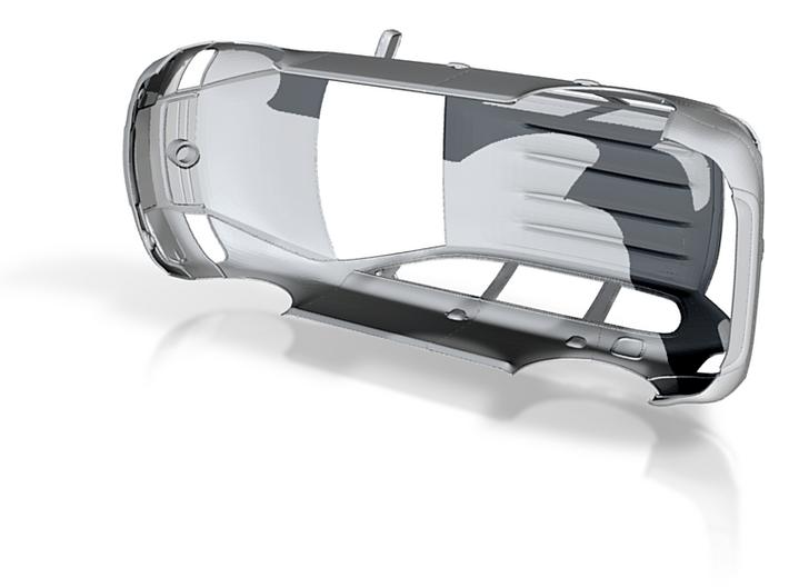 VW Touareg scale 1/8 3d printed