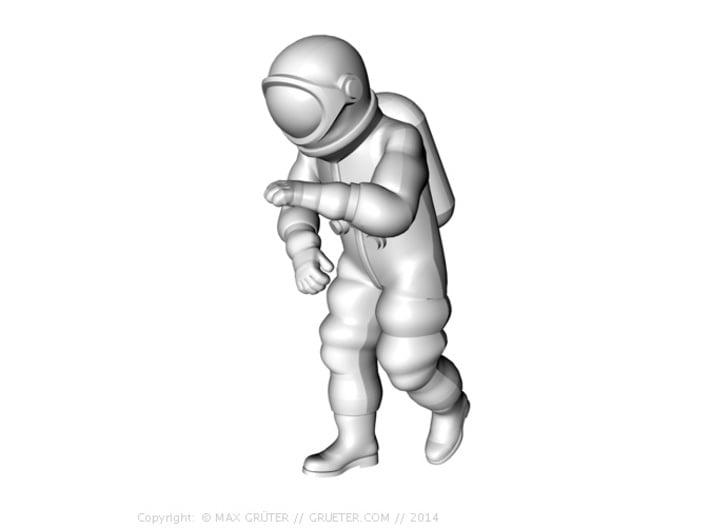 Generic Astronauts Set / 1:72 3d printed Leader climbingposition