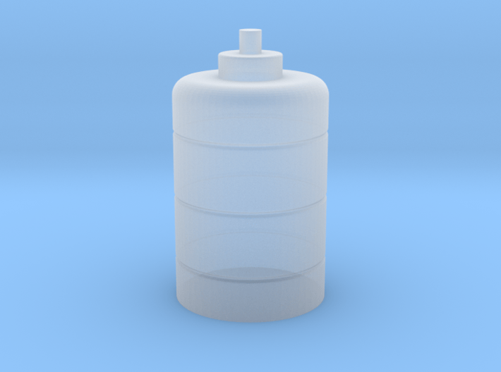 Oil Tank Style #2 3d printed
