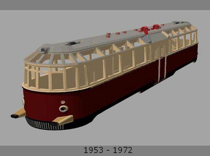 ET91 Varianten 1949-95 3d printed
