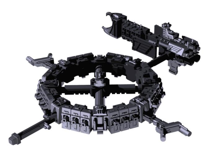 Orbital Dock 3d printed