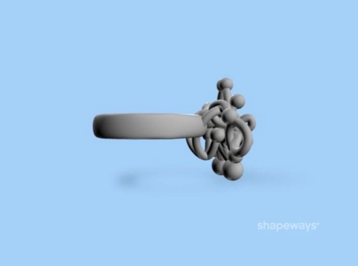 Sbosos 001 (7 cm inner ring) 3d printed 7 cm inner ring