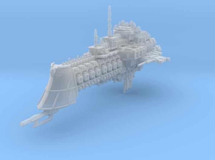 Dominator Cruiser 3d printed
