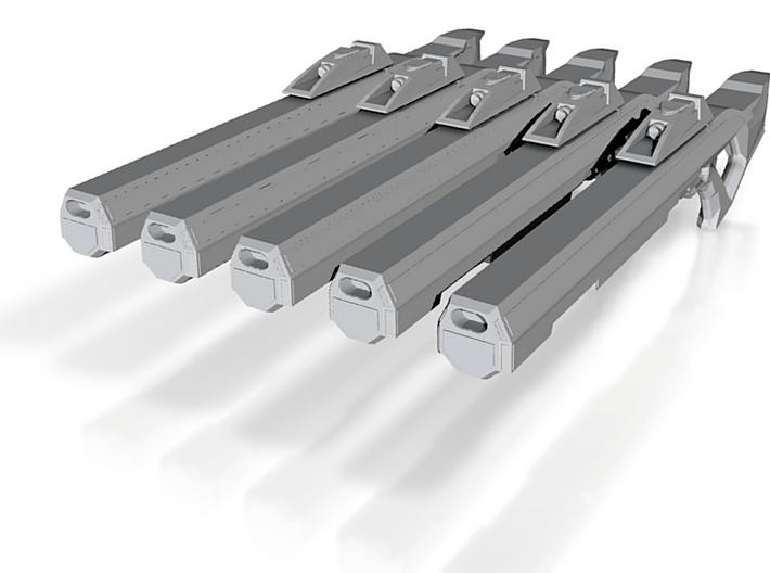 Photon Launcher 001a (x5) 3d printed