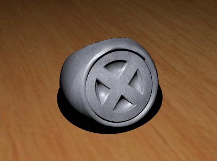 XMEN Ring 3d printed