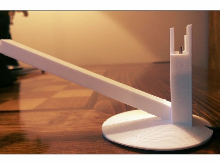 Google Glass Charging Stand 3d printed Add a caption...