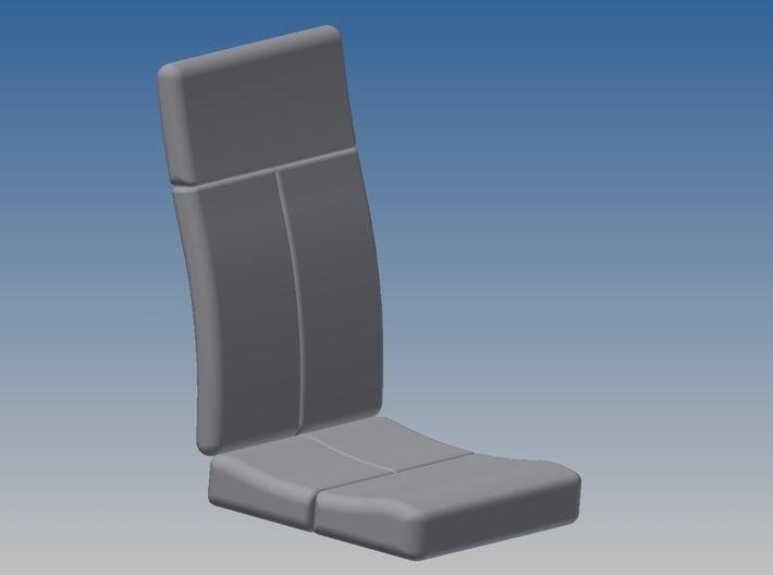 Jet Ranger Rear Seat Assy 3d printed Add a caption...
