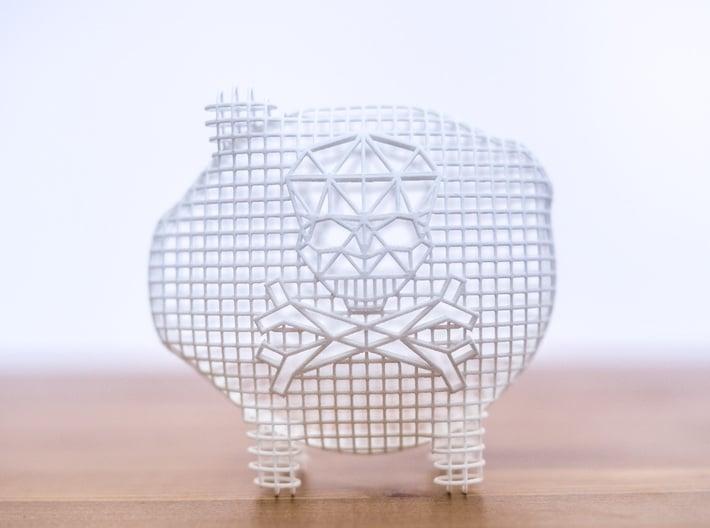 Cráneo Pequeño 3d printed