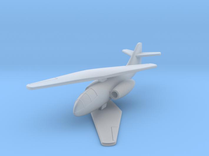(1:285) Messerschmitt Me P.1109 3d printed