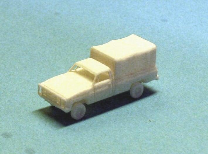 M1008 CUCV w/Tarp 3d printed