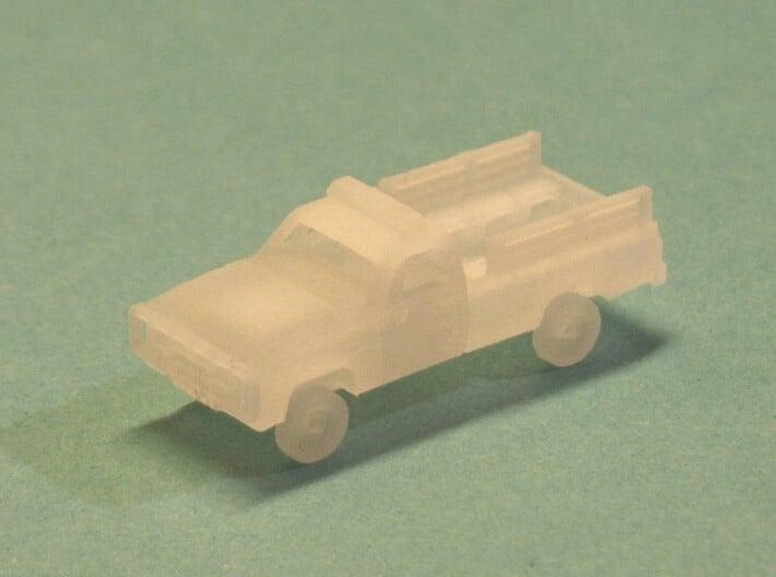 M1008 CUCV Police 3d printed