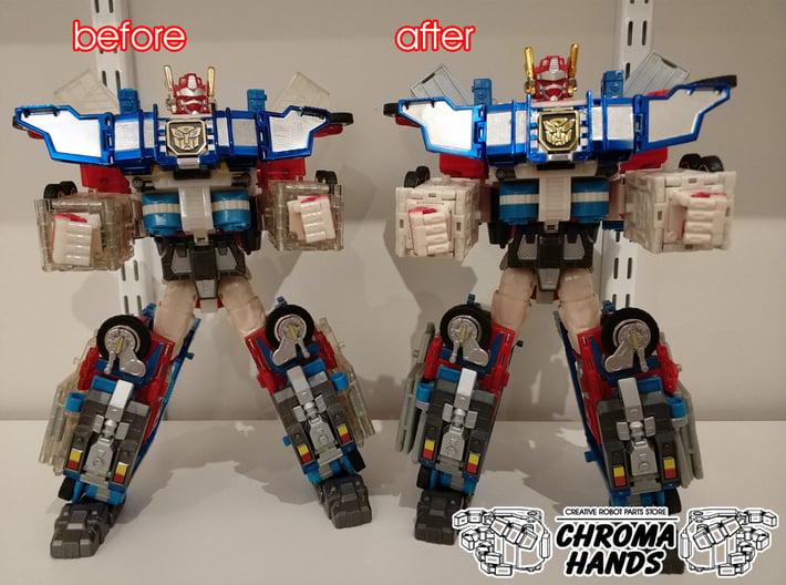 RID Omega Prime Hip Ratchet Upgrade 3d printed