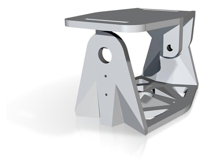 UAVMaker Mobius Gimbal for HXT900 Servo 3d printed