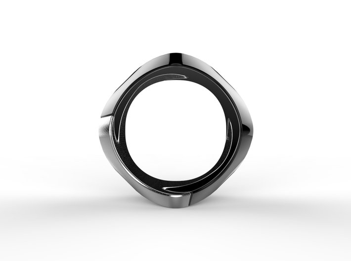 Bisection (Inside diameter 16.6 mm) 3d printed