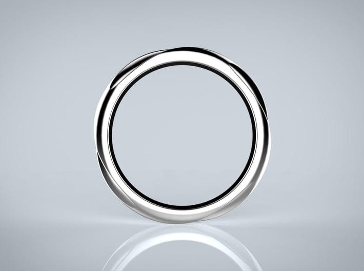 Helix Cut (Inside diameter 16.6 mm) 3d printed
