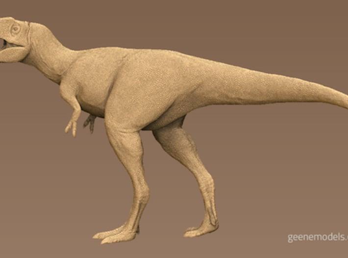 Dinosaur Tarbosaurus baby 15cm 3d printed