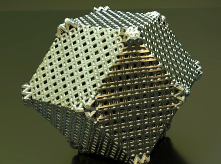 Fractal NicoBox V1 3d printed