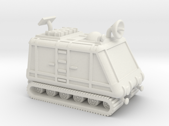 1-144th  scale Chariot 3d printed