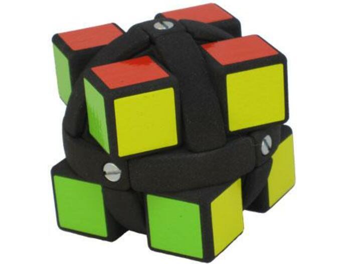 Sweet Dream Cube 3d printed Non-blocked turn