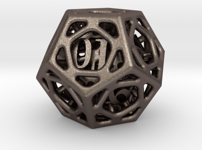 Cage d12 3d printed