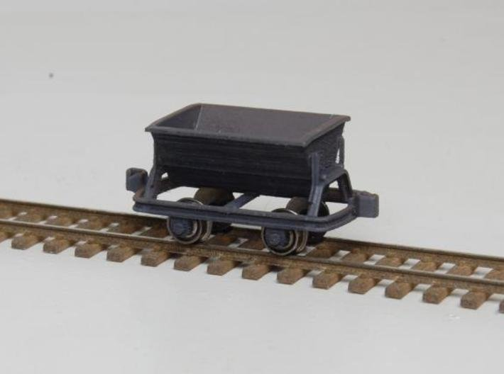 Nn3 V-Tipper Train of Ten 3d printed