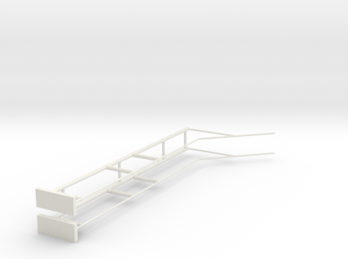 Wash Rack S scale 3d printed