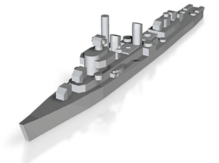 USN Fletcher class 1/2500 3d printed