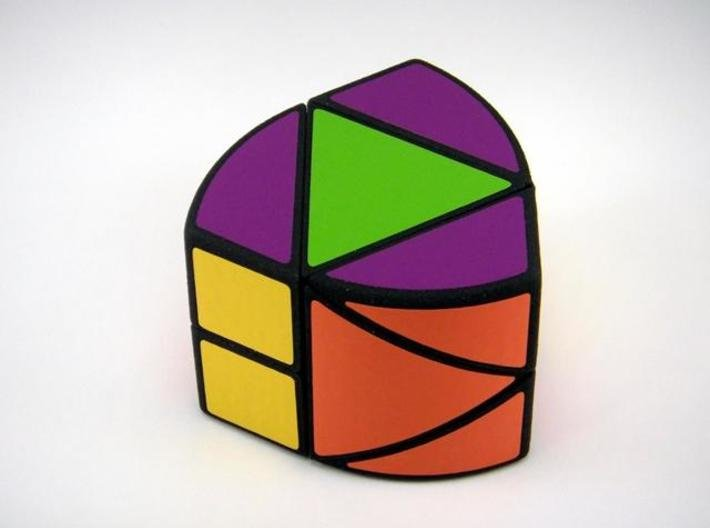 RotoPrism 2 Puzzle 3d printed Pattern