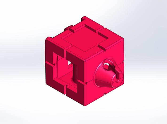 Rokenbok Snap Hook 3d printed