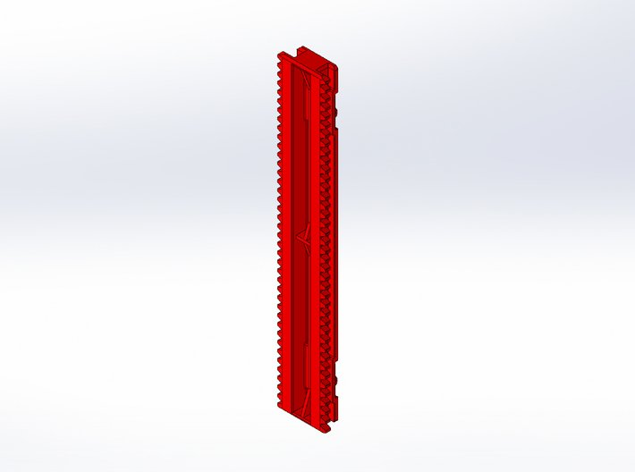 Rokenbok Rack Extender 3d printed