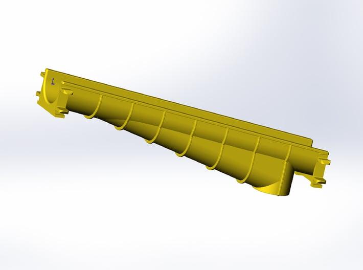 Rokenbok Sorting Chute 3d printed