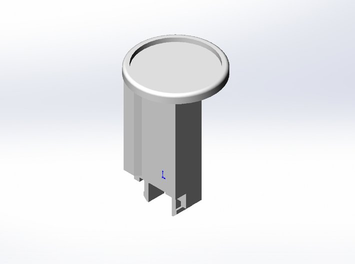 Rokenbok Small Desk 3d printed