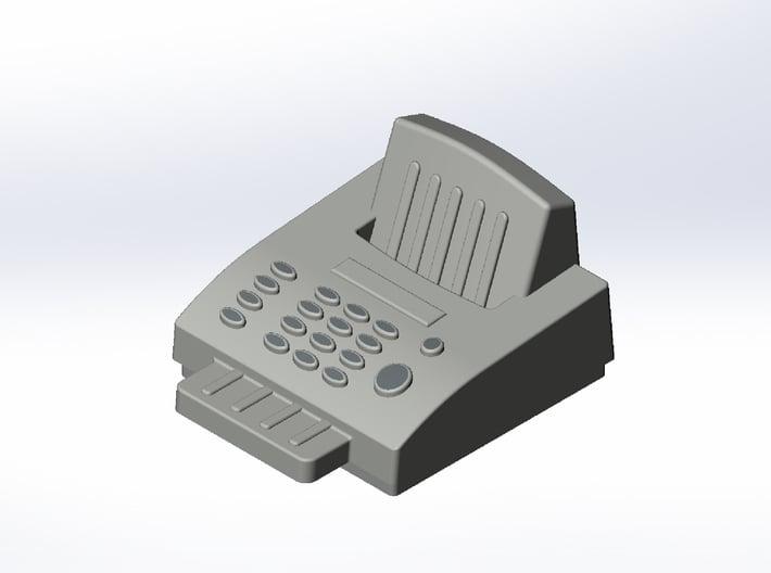 Rokenbok Printer/Fax 3d printed